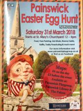 Painswick Easter Egg Hunt