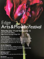 Edge Art and Flower Festival