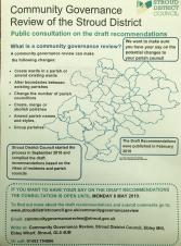 Community Governance Review of Stroud District